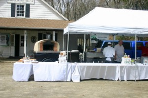 Pizza Truck Catering
