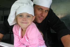 Chef Bruce Lyon