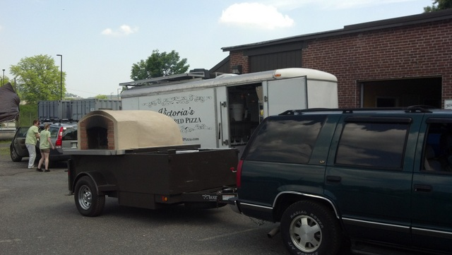 Pizza Truck Catering 5 Parties This Weekend Victorias