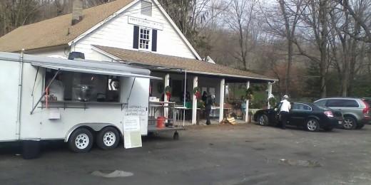 Pizza Truck Vending