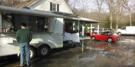 Pizza Truck Vending Farmers' Market
