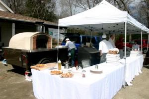 Pizza Truck Farmers Market