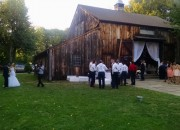 Web Barn Wedding Reception
