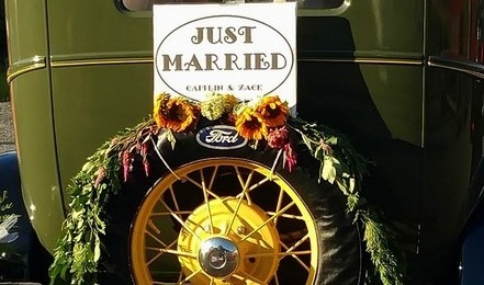 Just Married 2016