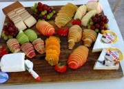 Fruit and Cheese Plater 201608
