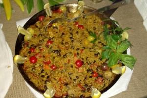 Vegetarian Paella 201610