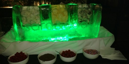Green Ice Cream Bar 2016