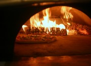 Wood Fired Pizza Acunto Mario Oven