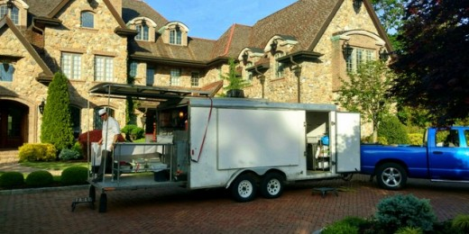 Pizza Truck Catering 201705