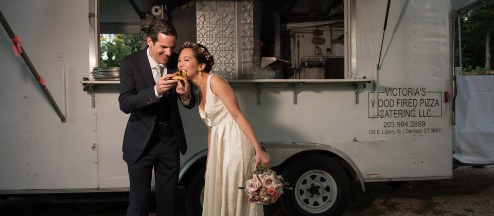 Pizza Truck Wedding 2015