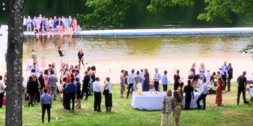 Spruce Lake North Salem Wedding