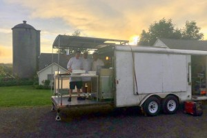 Victorias Pizza at Candlelight Farm Inn 2018