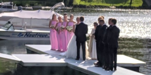 Bantam Lake Wedding 201905