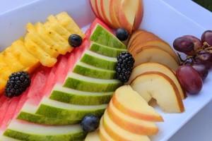 Fruit Platter 201905