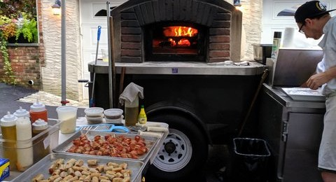 Pizza Truck Catering 201909