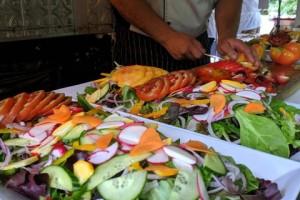 Victorias Pizza Truck Salad 201909