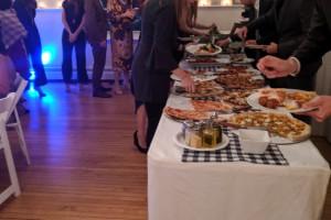 Pizza Buffet Washington Club 2019